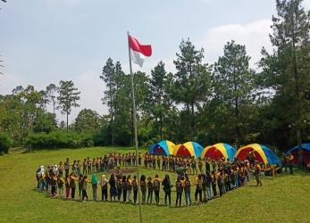 Camping Grade 5 SD Al-Fath BSD