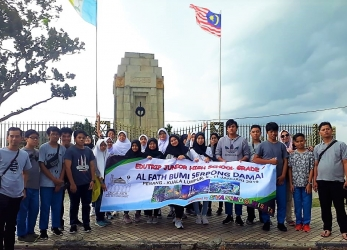 Edutrip SMP Al-Fath ke Penang-Kuala Lumpur