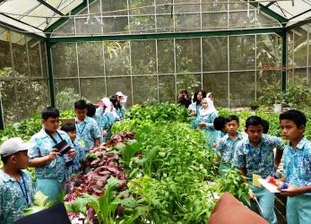 Fieldtrip Grade 6 SD Al-Fath