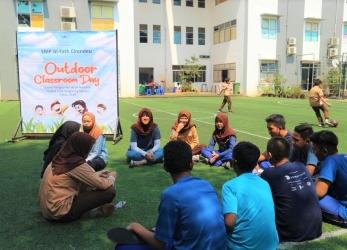 Geliat Aktifitas SMP Al-Fath di Awal Tahun Ajaran 2019