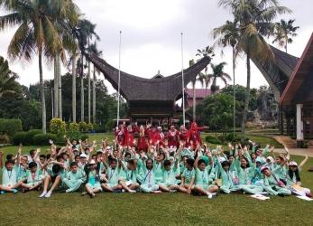 Grade 4 SD Al-Fath Eksplorasi Keberagaman Indonesia