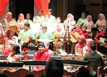 Graduation Al-Fath JHS @ Gedung Perfilman Husmar Ismail Jakarta