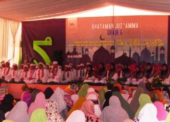 Khataman Juz Amma Grade 6 SD Al-Fath Cirendeu & BSD 2018