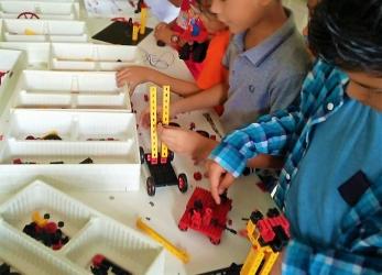 Robotic Class SD Al-Fath