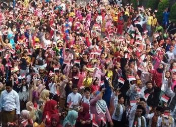 SD Al-Fath Culture Day 2018