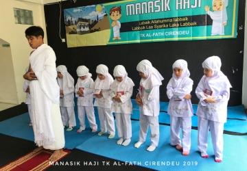 Pelatihan Manasik Haji 1440 H